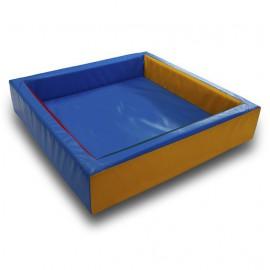 Bazének hrací hranatý 210x160x30cm